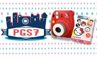 台灣PGS7影即影有相機/配件/裝飾品