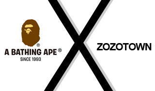 A BATHING APE x ZOZOTOWN