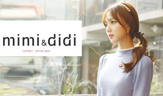 韓國女裝mimi&didi