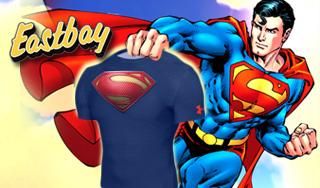您也可以是Superman!