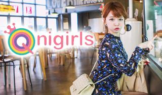 韓國女裝Qnigirls