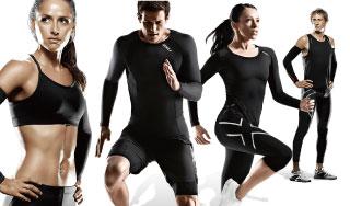 Move your body 時尚功能運動服裝